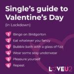 Single's guide to Valentine's Day (in Lockdown)