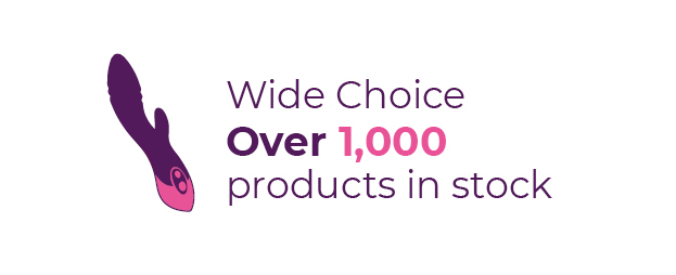 Wide Choice of products
