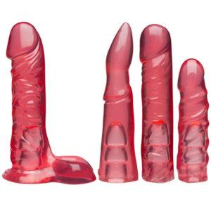 VacULock Crystal Jellies Harness Set
