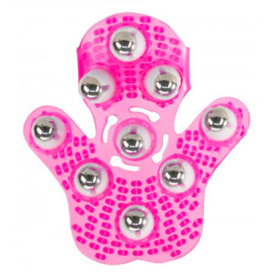 Roller Balls Massager Glove