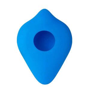 shagger Dildo Base Stimulation Cushion Blue