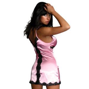 Corsetti Luna Pink Babydoll