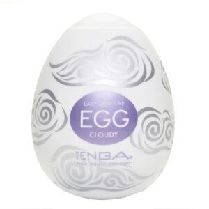 Tenga Cloudy Egg Masturbator
