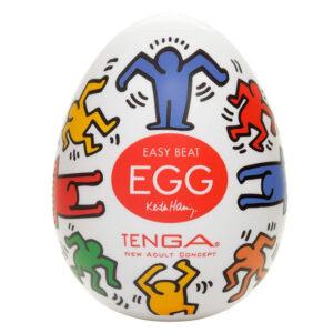 Tenga Keith Haring Dance Egg Masturbator