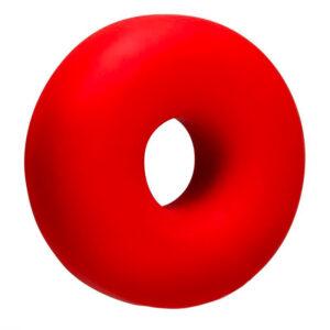 OxBalls Big Ox Super Mega Stretch Silicone Cock Ring Red