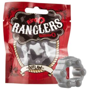 Screaming O Ranglers Outlaw Cockring