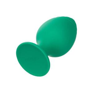 Cheeky Butt Plug Duo Green