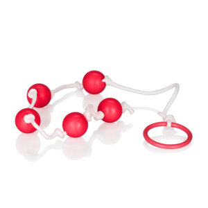 Small Pleasure Anal Beads Assorted Colours